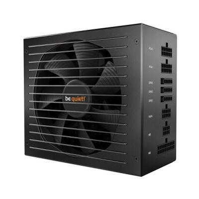 image be quiet! Straight Power 11 unité d'alimentation d'énergie 550 W 20+4 pin ATX ATX Noir