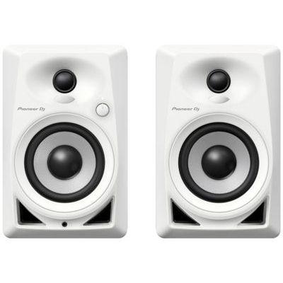image Pioneer DJ DM-40-W White Studio Monitors