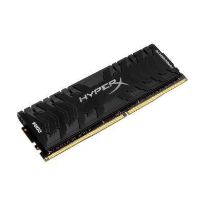 image HyperX Predator HX424C12PB3/8 Mémoire RAM 2400MHz DDR4 CL12 DIMM XMP 8GB Noir