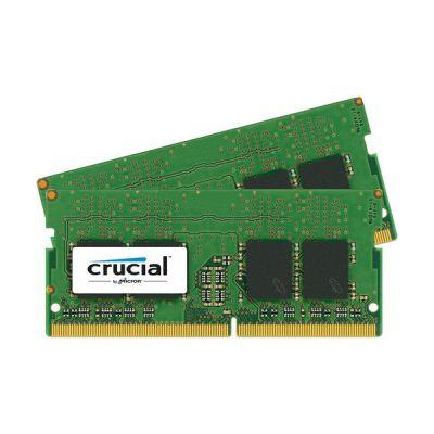 image Crucial RAM CT2K16G4SFD824A 32Go Kit (2x16Go) DDR4 2400 MHz CL17 Mémoire d'ordinateur Portable