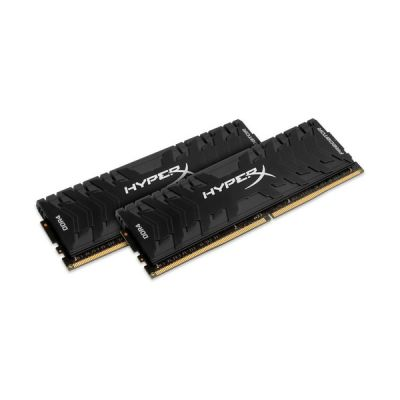 image HyperX Predator HX424C12PB3K2/32 Mémoire RAM 2400MHz DDR4 CL12 DIMM XMP 32GB Kit (2x16GB) Noir