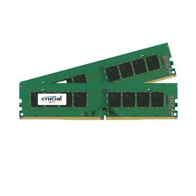 image Crucial RAM CT2K51264BD160B 8Go Kit (2x4Go) DDR3 1600 MHz CL11 Mémoire de bureau