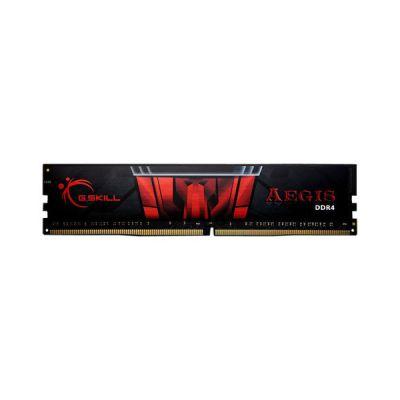 image G.SKILL Aegis Mémoire RAM F4-2400C15S-8GIS 1x8 GB - Noir/Rouge