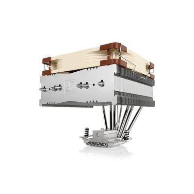 image Noctua NH-C14S, Refroidisseur Haut de Gamme avec NF-A14 PWM 140 mm Ventilateur (Marron)