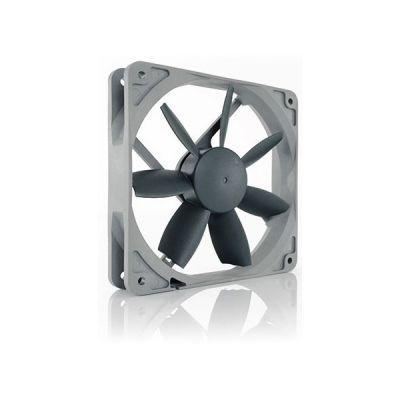 image Noctua NF-S12B redux-700, Ventilateur Ultra Silencieux, 3 Broches, 700 tr./min (120 mm, Gris)