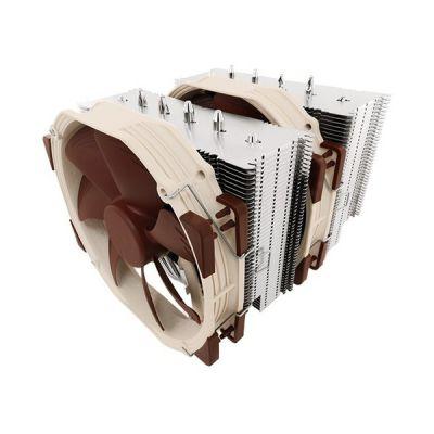 image Noctua Noctua NH-D15, Refroidisseur Haut de Gamme avec 2x NF-A15 PWM Ventilateur (Marron)NH-D15, Refroidisseur Haut de Gamme avec 2x NF-A15 PWM Ventilateur (Marron)
