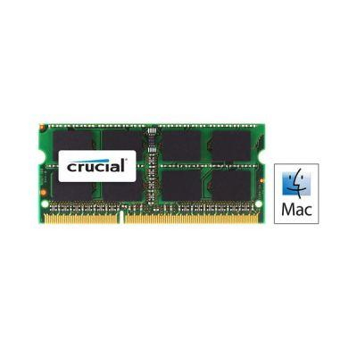 image Crucial RAM CT4G3S1339M 4Go DDR3 1333 MHz CL9 Mémoire pour Mac