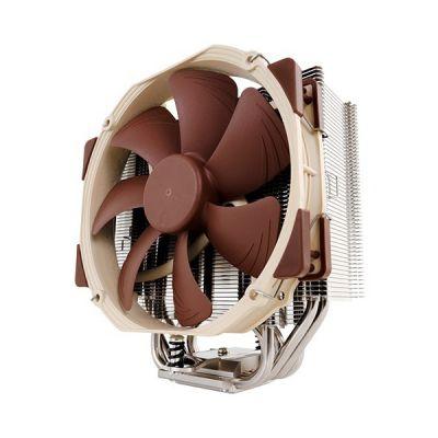 image Noctua NH-U14S, Ultra Silencieux et Haut de Gamme Radiateur pour CPU avec Ventilateur NF-A15 PWM (140 mm, Marron)