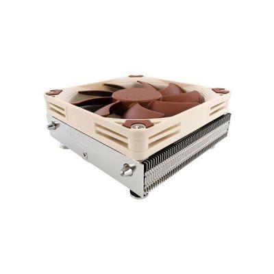 image Noctua NH-L9i, Ventirad CPU Faible Hauteur pour Intel LGA115x (Marron)