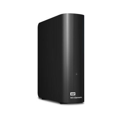 image WD - WD Elements Desktop - Disque dur de bureau USB 3.0 - 4 To
