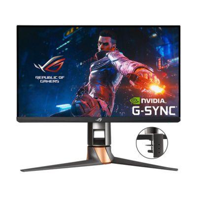 "image ASUS ROG PG259QNR 360Hz - Ecran PC gaming eSport 24,5"" FHD - Dalle Fast IPS - 1ms - 360Hz - 1920x1080 - 400cd/m² - Display Port, HDMI et 2x USB 3.0 - HDR - NVIDIA Reflex Latency - Kit ROG Desk Mount"