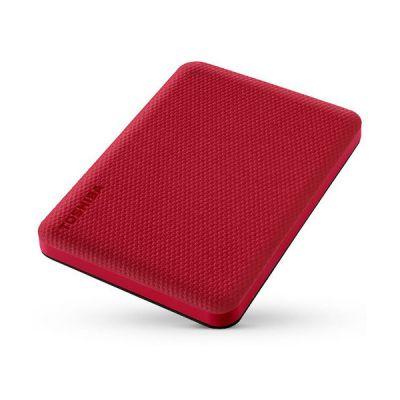 image Toshiba Canvio Advance Disque Dur Externe 4000 Go Rouge
