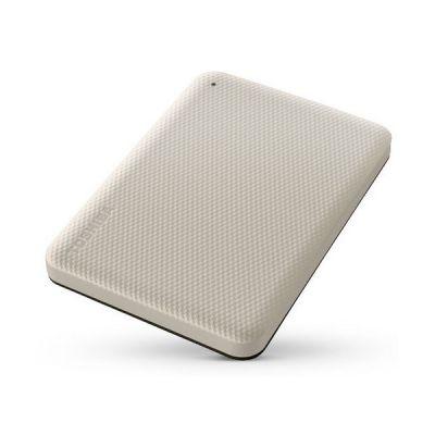 image Toshiba Canvio Advance Disque Dur Externe 4000 Go Blanc