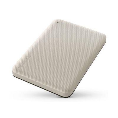 image Toshiba Canvio Advance 2to 2.5p Blanc