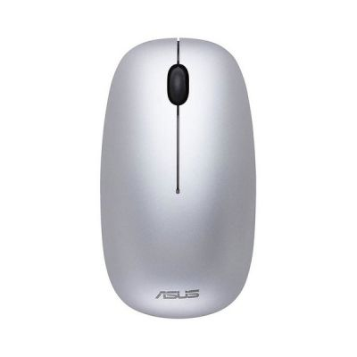 image ASUS MW201C Souris sans Fil Bluetooth avec commutateur 2,4 GHz, 1600 dpi Gris