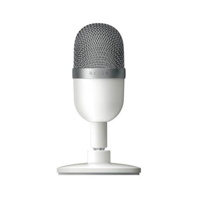 image Razer Seiren Mini Ultra-Compact Streaming Microphone Mercury