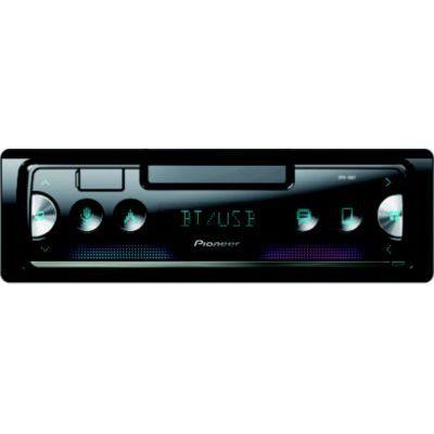 image Pioneer SPH-10BT Récepteur multimédia de Voiture Noir, Argent 200 W Bluetooth