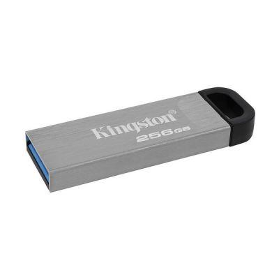 image Kingston DataTraveler Kyson Clé USB3.2, 256GB - avec élégant boîtier métal sans capuchon