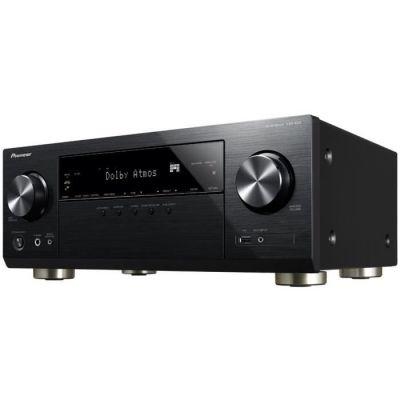 image Pioneer VSX-933(B) Récepteur AV 7.2 canaux (Amplificateur HiFi 135 W/Kanal, Multiroom, WiFi, Bluetooth, Dolby Surround-Dolby Atmos-DTS:X, Services de Streaming Spotify, Deezer) Noir