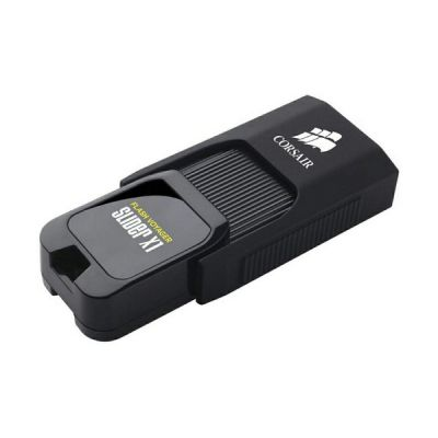 image Corsair CMFSL3X1-128GB Flash Voyager Slider X1 128GB USB 3.0, Compact Lecteur Flash