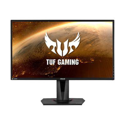 "image ASUS TUF Gaming VG27BQ - Ecran PC Gamer eSport 27"" WQHD - Dalle TN - 16:9 - 165Hz - 0,4ms - 2560x1440 - Display Port & 2x HDMI - Haut-parleurs - Nvidia G-Sync - AMD FreeSync - ELMB - HDR 10"