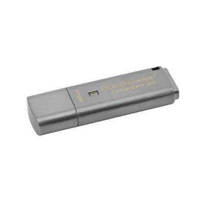 image Kingston Data Traveler Locker + G3 (DTLPG3/32GB) USB 3.0 Protection des données personnelles avec sauvegarde automatique dans le cloud