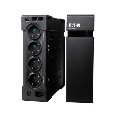 image Onduleur Eaton Ellipse ECO 800 USB FR – Off-Line UPS – EL800USBFR – 800VA (4 prises FR)