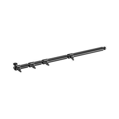 image Elgato Flex Arm Set pour Multi Mount, quatre tubes métalliques avec raccords à boule (Compatible avec tous les accessoires Elgato Multi Mount) - Noir