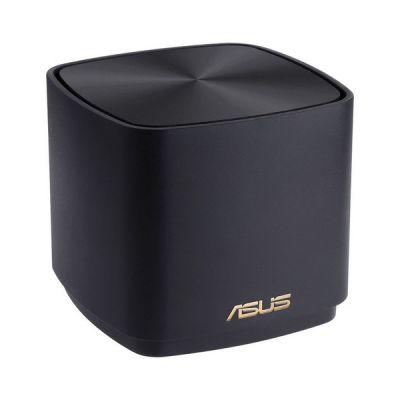 image ASUS ZenWifi AX Mini (XD4) Système réseau réseau Wi-FI 6 AX1800 (Couvre jusqu'à 200 m2, Installation Simple, Fonctions de sécurité et Commandes parentales) Noir