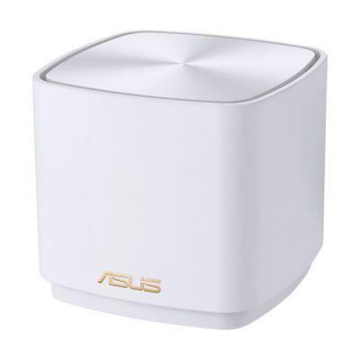 image ASUS ZenWiFi XD4 Mesh System WiFi 6 ZenWiFi XD4 Mesh System WiFi 6 Dual Band AX1800 AiMesh White