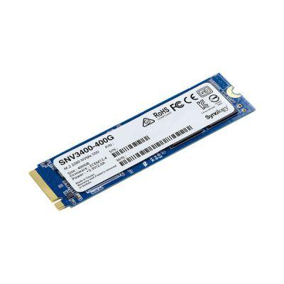 image Synology M.2 2280 NVMe SSD SNV3400 400 Go