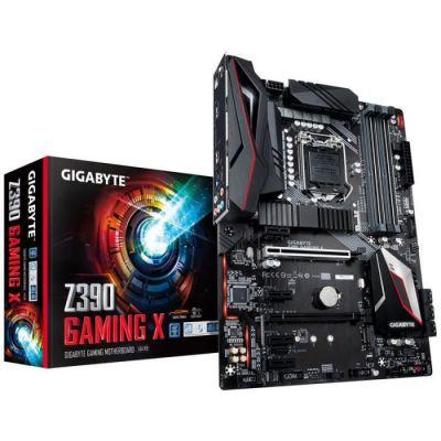 image Gigabyte Z390 GAMING X Carte mère Intel Socket LGA1151