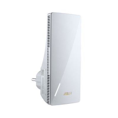 image ASUS - Répéteur RP-AX56 Dual Band Wi-FI 6 AX1800 (AX1201 + AX574) MU-MIMO 2x2 - Compatible Technologie AiMesh ASUS