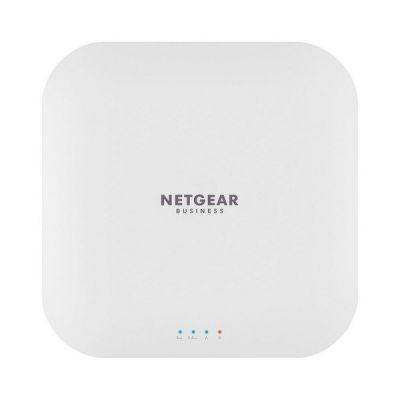 image NETGEAR Point d'accès WiFi6 PoE (WAX218) - Vitesse WiFi6 Dual-Band AX3600 | 1port PoE+ 2,5G Ethernet | 802.11ax | Sécurité WPA3 | Créez jusqu'à 4réseaux sans fil distincts