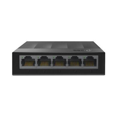 image TP-Link LS1005G Switch Ethernet Gigabit 5 Ports 10/100/1000 Mbps (Vitesse Jusqu'à 2000Mbps) - idéal pour Étendre le réseau Cblé pour Les PME et les Bureaux à domicile