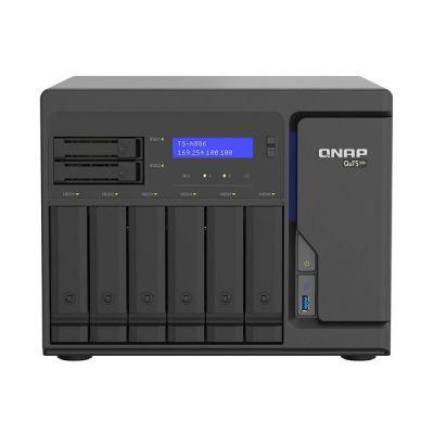 image QNAP TS-h886-D1622-16G NAS