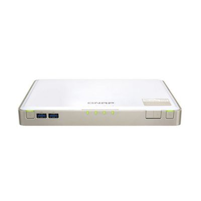 image QNAP NAS 4 Baies/1.5Ghz/8G/2xGLan/3xUSB3.0 *TBS-453DX-8G*3804