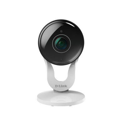 image D-Link DCS-8300LH Caméra IP Mydlink Full HD Wi-Fi - 2 Megapixel 1920x1080 - H.264 - Angle de 137° - Configuration via Bluetooth 4.0 - Surveillance Intérieure Jour & Nuit