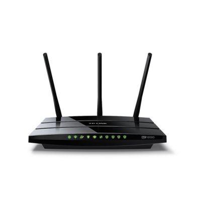 image TP-LINK ROUTEUR WiFi 2,4 Ghz/5 Ghz +3 antenne ext(ARCHER VR400)*6854