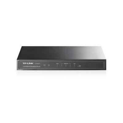 image TP-Link TL-R470T+ Routeur Intelligent Multi WAN/ 5 Ports 10/100 Mbps/ Contrôle et Gestion Réseau , Gris
