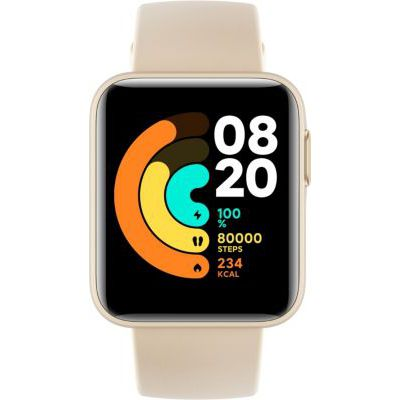 image Xiaomi MI Watch Lite Tracker d'activité, blanc