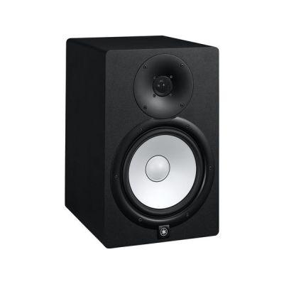 image Yamaha HS8 – Enceinte de Monitoring Studio Amplifiée – Enceinte de Mixage pour Dj, Musiciens et Producteurs – Noire