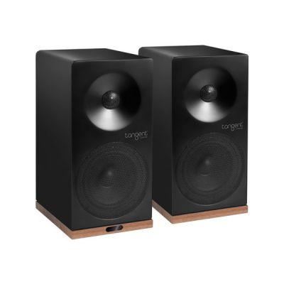 image Tangent Spectrum X5BT Phono 50W Noir haut-parleur - Hauts-parleurs (2-voies, Avec fil &sans fil, 3,5mm/Bluetooth, 50 W, 60 - 20000 Hz, Noir)