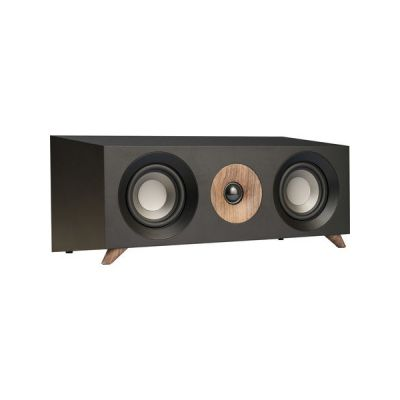 image Jamo S 81 CEN 240W Noir haut-parleur - Hauts-parleurs (Avec fil, 240 W, 71 - 26000 Hz, 8 Ohm, Noir)