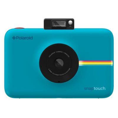 image Polaroid Snap Touch - Appareil Photo Numérique à Impression Instantanée avec Écran LCD et Technologie d'Impression sans Encre Zink, Bleu
