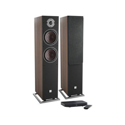 image Dali Oberon 7 C Noyer Foncé + Sound Hub Compact