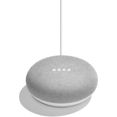 image GOOGLE Home Mini FR - Blanc - Enceinte avec Assistant vocal