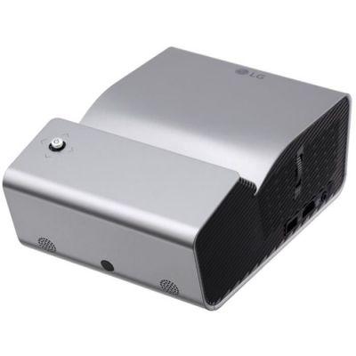 image LG Minibeam PH450UG Vidéoprojecteur LED HD 1280 x 720 à Ultra-courte Focale - 450 Lumen - avec Batterie