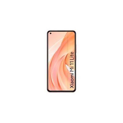"""image Xiaomi Mi 11 Lite 16,6 cm (6.55"""") Double SIM 4G USB Type-C 6 Go 128 Go 4250 mAh Rose"""