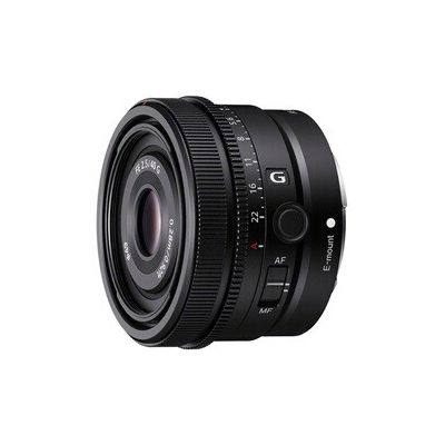image Sony SEL40F25G | Monture E - Objectif Plein Format FE 40mm f/2.5 G